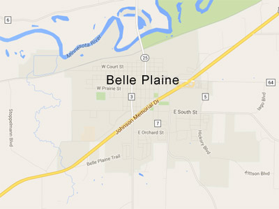 Furnace Repair or Air Conditioning Service for the entire Belle Plaine, Minnesota area provided by Kilkenny Heating & Air.