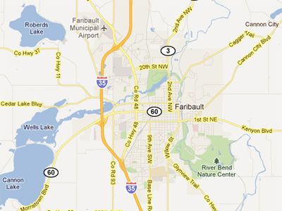 Furnace Repair or Air Conditioning Service for the entire Faribault, Minnesota area provided by Kilkenny Heating & Air.